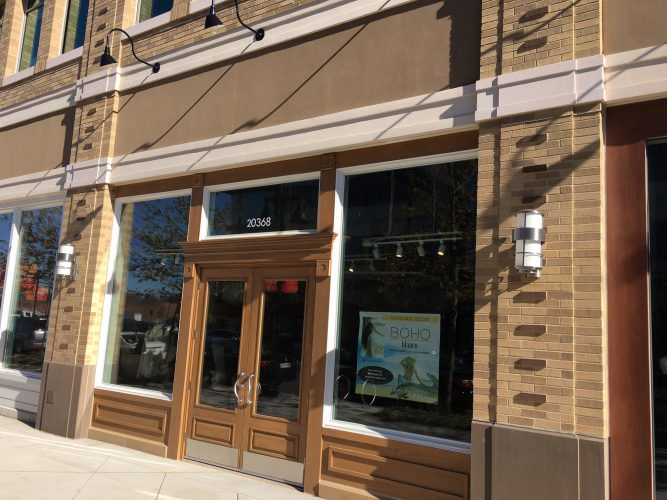 The Boho Nation/Boho Blanco storefront at One Loudoun.