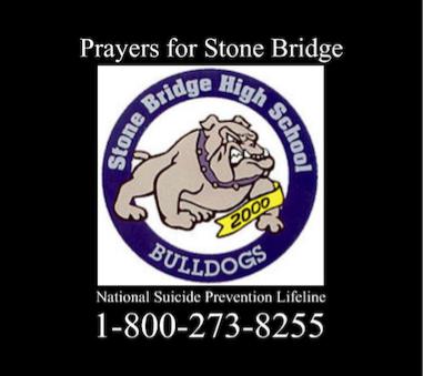 Prayers for Stone Brudge High School Bulldogs