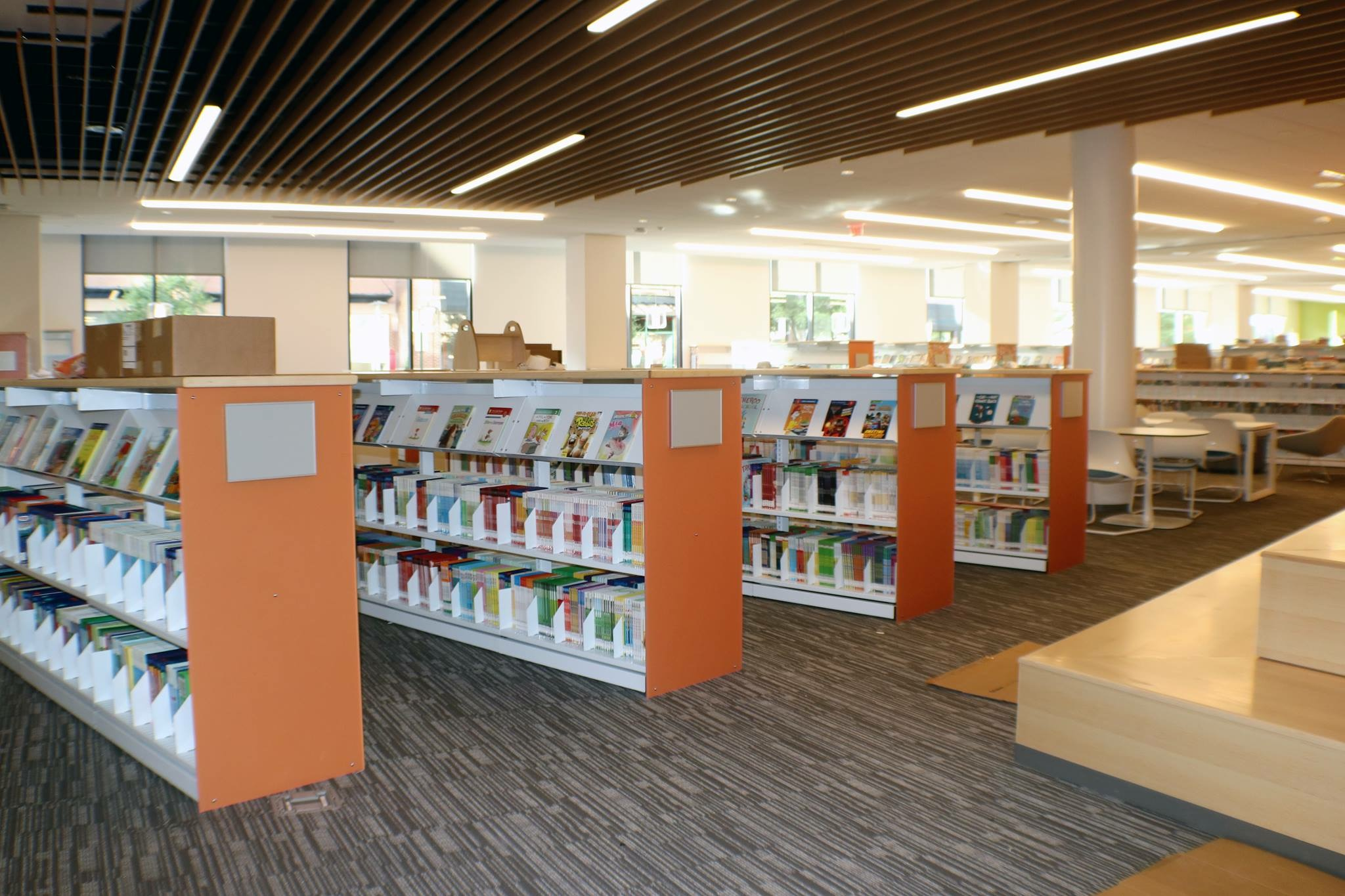 Wadsworth Library Community Room Pictures
