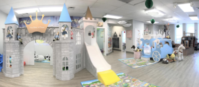 once upon a dream play center