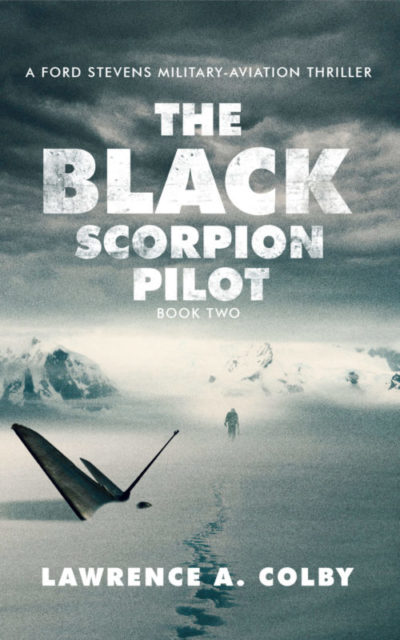 The Black Scorpion Lawrence A Colby