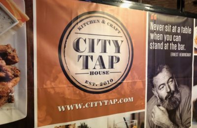 city tap
