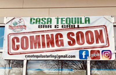 Casa Tequila Bar & Grill.