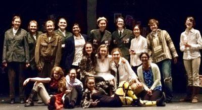 All Girls Shakespeare