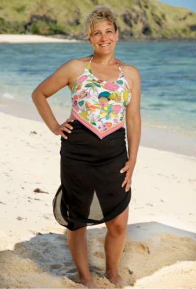 Proud Ashburn Mom on new season of Survivor