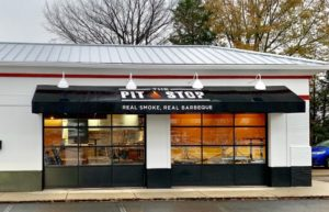 The Pit Stop BBQ