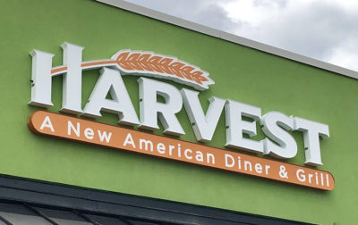 harvest american diner and grill