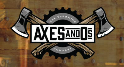 axes and os axe throwin logo