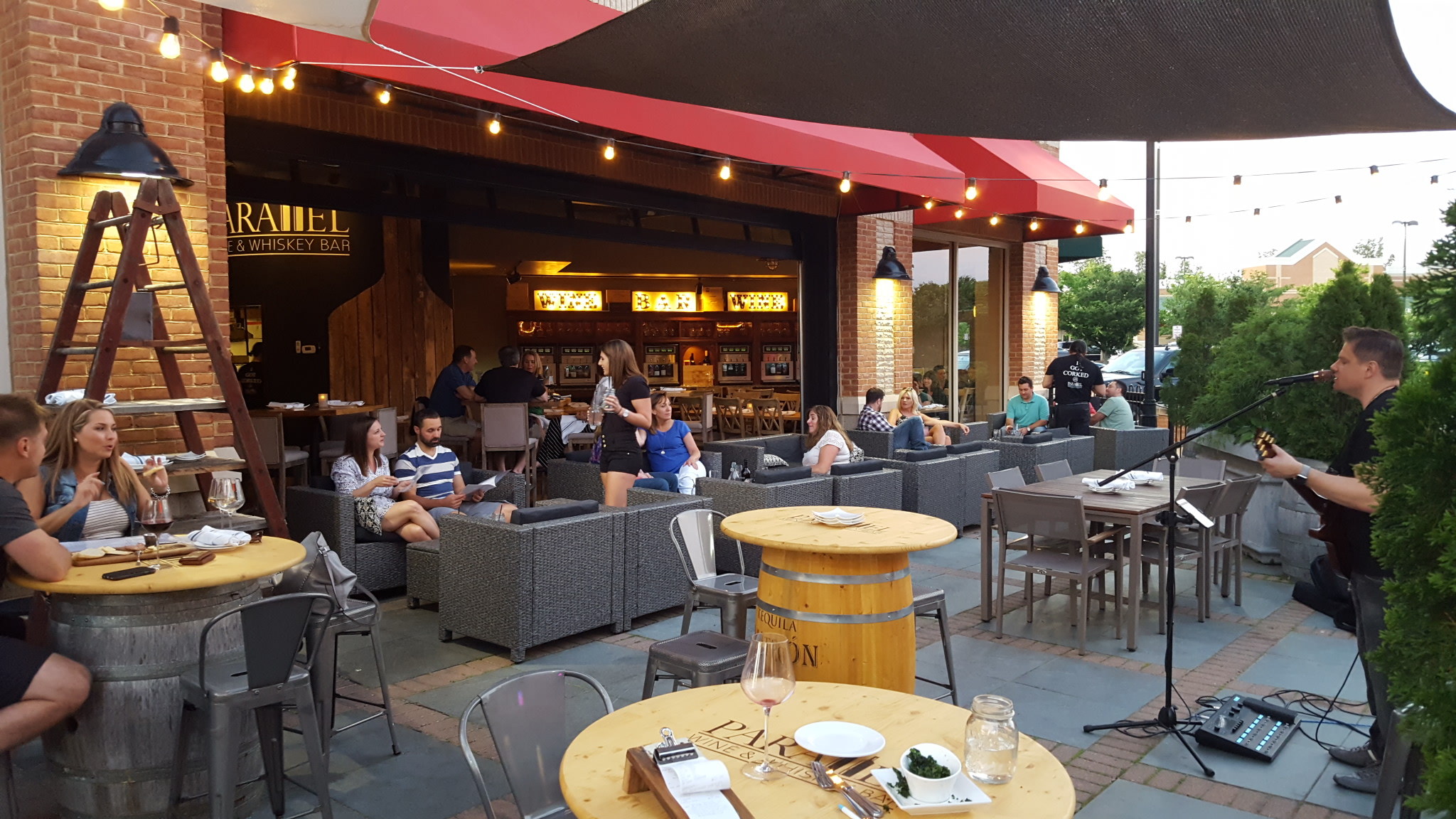 The Burn Phase One Arrives And Patios Open At Loudoun Restaurants Bars The Burn
